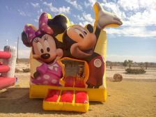 brincolin de mickey en torreon