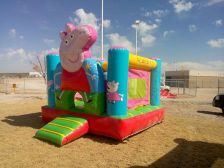 brincolin de peppa en torreon